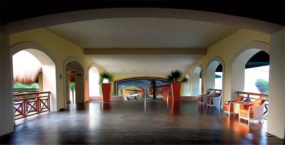 BarceloMayaPalace_hallway